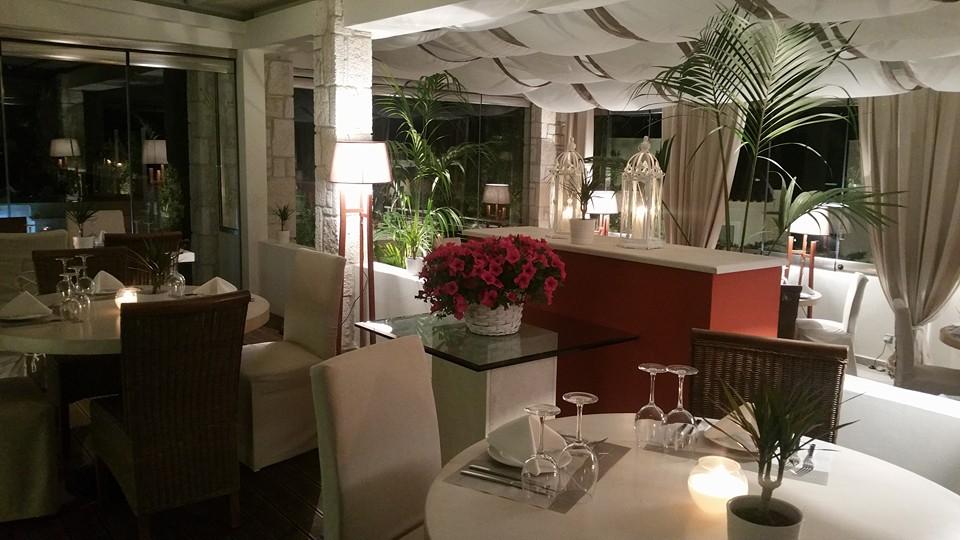Kappa Restaurant Paliouri Kanistro